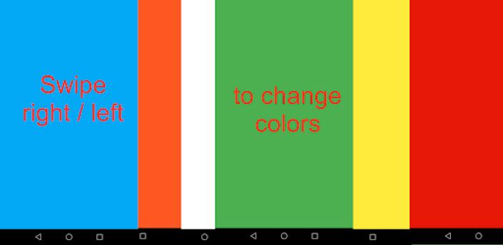 Swipe colors apk