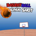 Basketball Dunk shot -game Icon