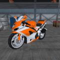 Modern Crazy Motor Bike Tricky Stunt Game Icon