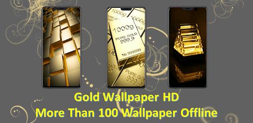 Gold Wallpaper Full HD apk