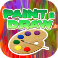 Paint and Draw Icon