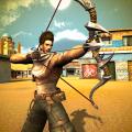 Sultan Assassin Sword Warrior Longbow Battle Icon