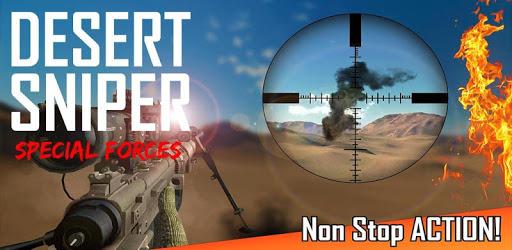 Desert Sniper Special Forces 3D Shooter FPS Game apk
