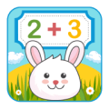 Math games for kids: numbers, counting, math Icon