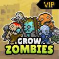 Grow Zombie VIP - Merge Zombies Icon