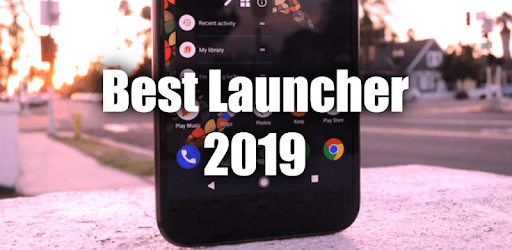Launcher Android Pie - Icon Pack,Wallpapers,Themes apk
