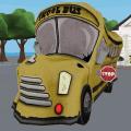 Cartoon Car Parking 3D Icon