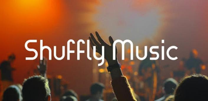 Shuffly Music - Song Streaming Player apk