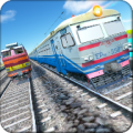 Train Simulator Uphill Driving Icon