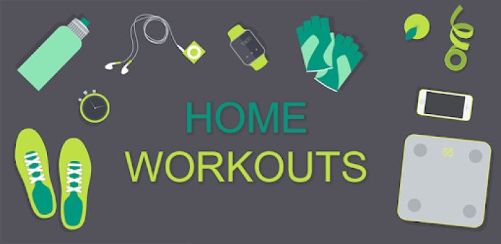 Home Workouts - bodywheight fitness exercises apk