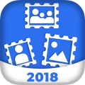 Blend Pic Collage Maker - photo collage Editor app Icon