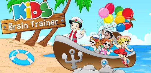 Kids Brain Trainer (Preschool) apk