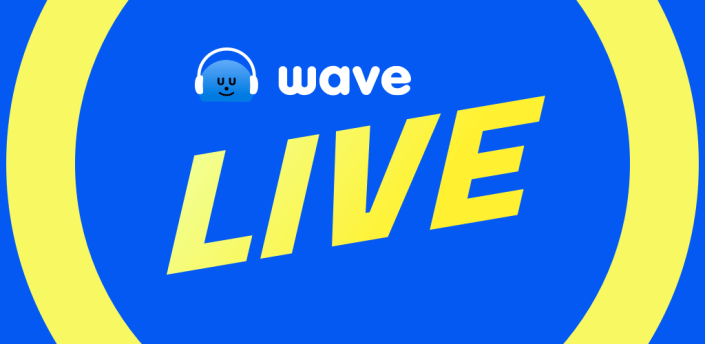 Wave - Audio Live Streaming, Chat and Make Friends apk