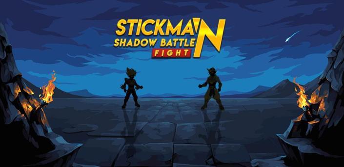 Stickman Shadow: Dragon War Fighting Game apk