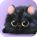 Fluffy Meow Live Wallpaper Icon