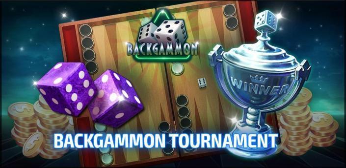 Backgammon Tournament - free backgammon online apk