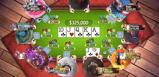 Governor of Poker 3 - Texas Holdem Casino Online apk