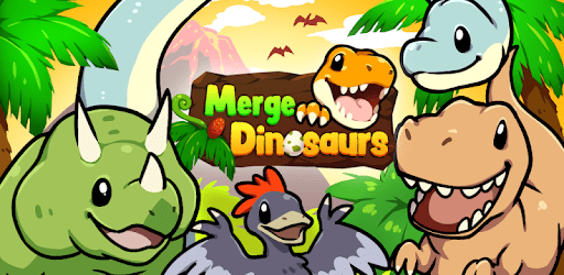 Merge Dinosaurs apk