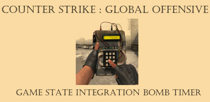Game State Bomb Timer CS:GO apk