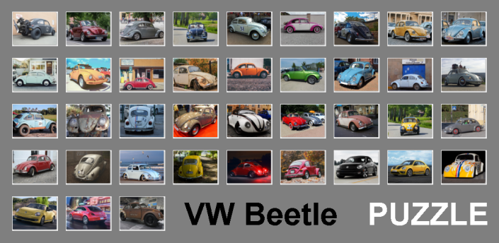 VW Beetle Puzzle Part 1 apk