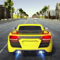 Speed Car Racing - Highway Traffic Race 3D Icon