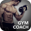 Gym Coach - Workouts & Fitness Icon