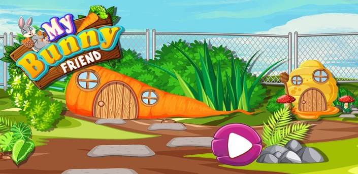 Bunny friend: Rabbit dress up games apk