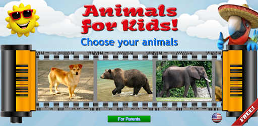 Animals for Kids, Planet Earth Animal Sounds apk