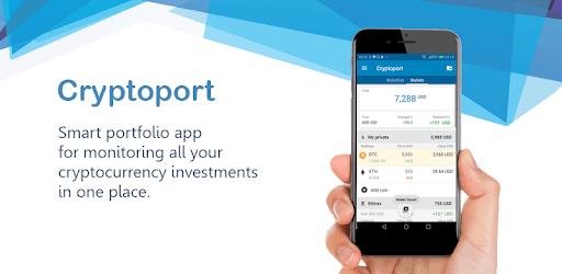 CryptoPort - Coin portfolio tracker apk