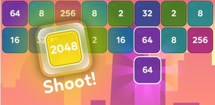 Merge Block Puzzle - 2048 Shoot Game free apk