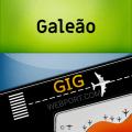 Rio de Janeiro Airport (GIG) Info + Flight Tracker Icon
