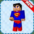 Superhero Skins for Minecraft PE Icon