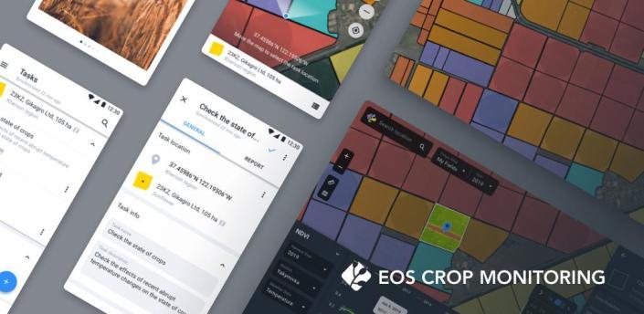 EOS Crop Monitoring apk