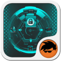 GO Locker Technology Theme Icon