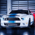Awesome Mustang Shelby Wallpaper Icon