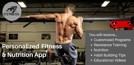 AJ Fitness Coaching apk