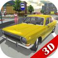 Russian Taxi Simulator 2016 Icon