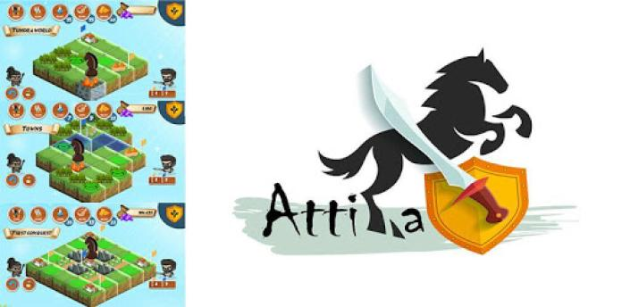 Attila, Scorched earth: Chess and strategy apk