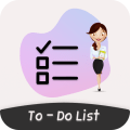 To Do List - Task Manager with Reminder Offline Icon