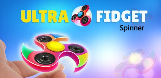 Ultra Fidget Spinner apk