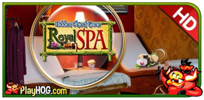 Free New Hidden Object Games Free New Royal Spa apk