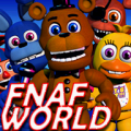 FNaF World Icon