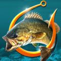 Fishing Hook : Bass Tournament Icon
