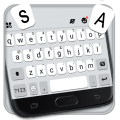 Simple Chat Keyboard Theme Icon