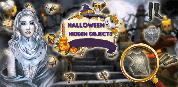 Halloween Hidden Object 2018: Can You Find Things? apk