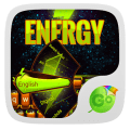 Energy Emoji Keyboard Theme Icon