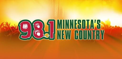 98.1 - Minnesota's New Country (WWJO) apk