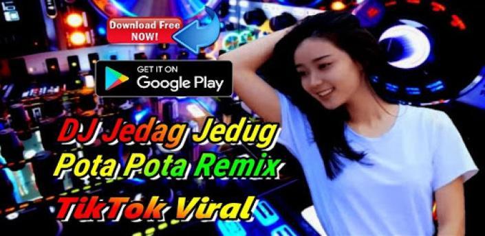 DJ POTA POTA JEDAG JEDUG REMIX TIKTOK VIRAL apk