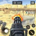 Firing Squad Desert - Gun Shooter Battleground Icon