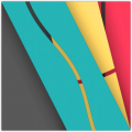 Simplexity Free: Material Design Live Wallpaper Icon